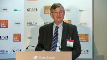 Sir Martin Harris, Director, OFFA