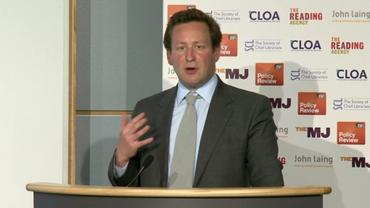 Ed Vaizey MP made a number of announcements at the Future of Libraries