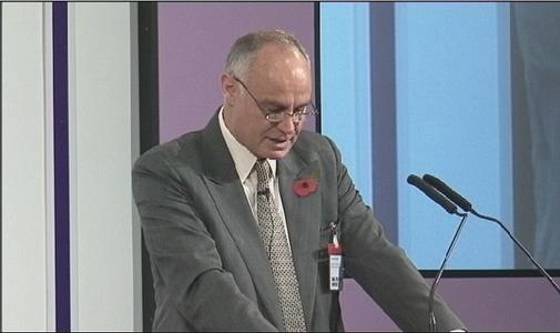 Under-Secretary of State for Prisons and Youth Crispin Blunt